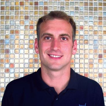 Turner Swim Dublin Managing Director Andrew.